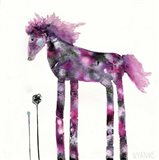 Pink Painted Pony