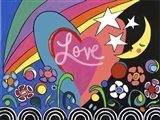Moreland Mural  - Love