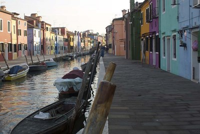 Burano 3 Poster by Toula Mavridou-Messer for $43.75 CAD