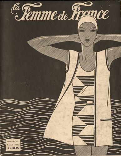 Femme De France Poster by Vintage Apple Collection for $102.50 CAD