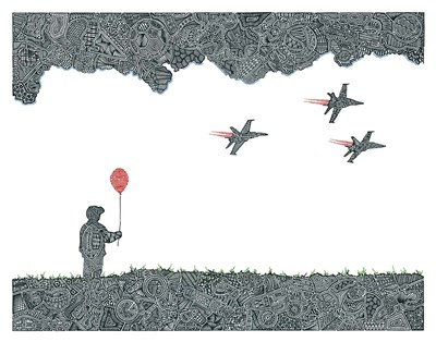 Childhood Dreams Poster by Viz Art Ink for $48.75 CAD