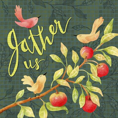Gather Us Poster by Yachal Design for $48.75 CAD