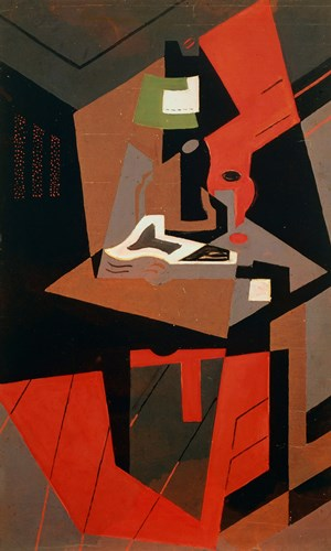 Composition Poster by Juan Gris for $105.00 CAD