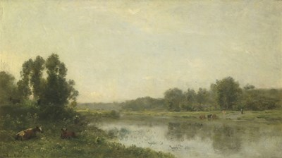 Morning, 1872 Poster by Charles Francois Daubigny for $77.50 CAD