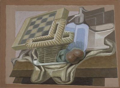 Basket and Siphon, 1925 Poster by Juan Gris for $65.00 CAD