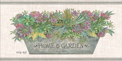 Home & Garden Poster by Cindy Jacobs for $47.50 CAD