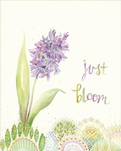 Just Bloom Poster by Linda Arandas for $40.00 CAD