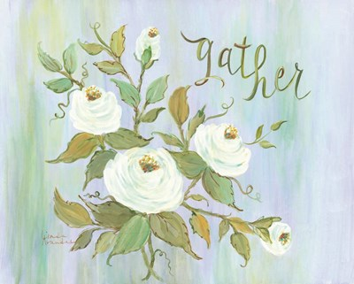 Gather Poster by Linda Arandas for $40.00 CAD