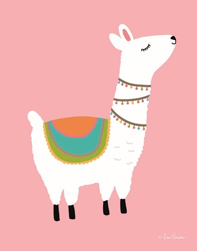 I Llama You I Poster by Lisa Larson for $40.00 CAD