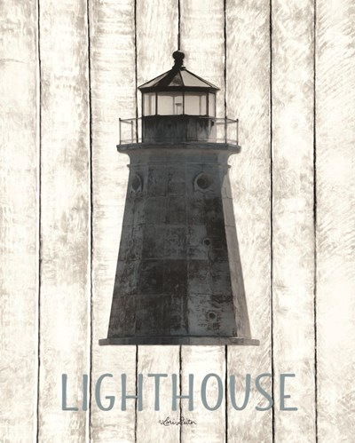 Lighthouse Poster by Lori Deiter for $56.25 CAD