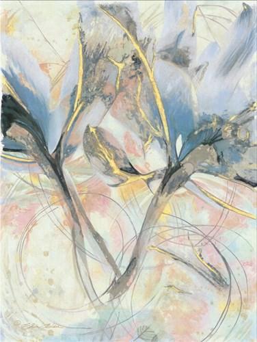 Floral Translucide Poster by Sheila Elsea for $41.25 CAD