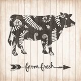 Farm Fresh Cow