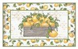 Lemon Galvanized Bucket
