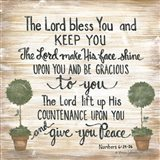 The Lord Bless You