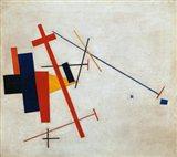 Suprematist Composition, 1915 (detail)