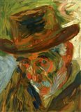 Head of an Old Man 1909