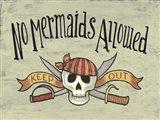 No Mermaid's Allowed
