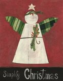 Simplify Christmas Angel