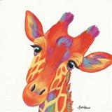 Cheery Giraffe