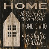Home is Who We Share It With