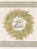 Our Family Wreath