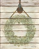 Pully Hanging Wreath