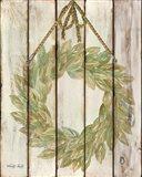 Rope Hanging Wreath