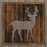 Deer Silhouette II