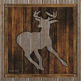 Deer Running II
