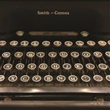 Smith Corona Typewriter