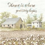 Home Is Where Your Story Begins