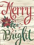 Merry & Bright Shiplap