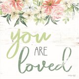 Floral You Are Loved