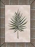 Palm Leaf Galvanized