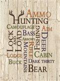 Hunting Words