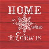Home is Where the Snow Is