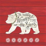 The Most Wonderful Time Bear