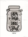 Farm to Table ~ Table to Soul
