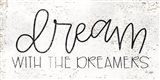 Dream with the Dreamers