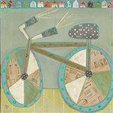 Bike & Houses