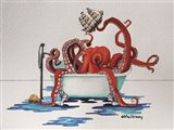 Octopus Bath Time Fun II