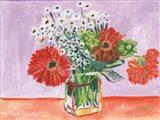 Flowers for Belle II