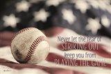 Baseball - Playing the Game
