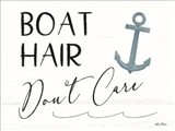 Boat Hair, Don't Care