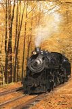 Fall Locomotive