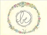 Be - Floral Wreath
