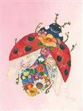 Botanical Ladybug