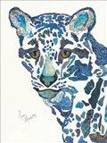 Blue Clouded Leopard