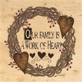 Our Family is a Work of Heart