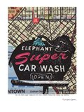 Super Elephant Car Wash Seattle